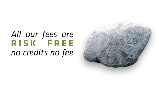 No Credit No Fee