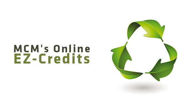 MCM's Online EZ-Credits Standalone system